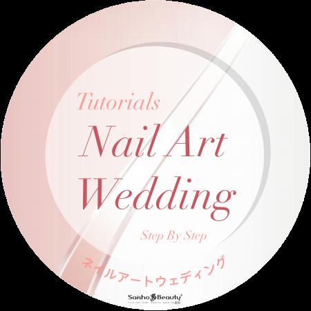Tutorials Nail Art Wedding